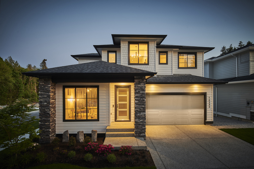 Pacific at McNally Creek - Exterior at 16232 10 Avenue, King George Corridor, South Surrey White Rock