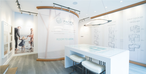 Pacific at McNally Creek - Presentation Centre at 16232 10 Avenue, King George Corridor, South Surrey White Rock