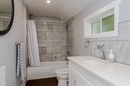 24133 61 Avenue, Salmon River Secondary Dwelling - Bathroom at 24133 61 Avenue, Salmon River, Langley