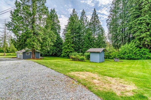 24133 61 Avenue, Salmon River Pump House at 24133 61 Avenue, Salmon River, Langley