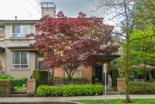 Front Entry - Private at 78 - 100 Klahanie Drive, Port Moody Centre, Port Moody