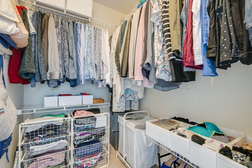 Walk-In Closet at 78 - 100 Klahanie Drive, Port Moody Centre, Port Moody