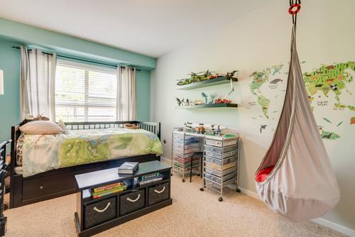Large Children Bedroom #2 at 78 - 100 Klahanie Drive, Port Moody Centre, Port Moody