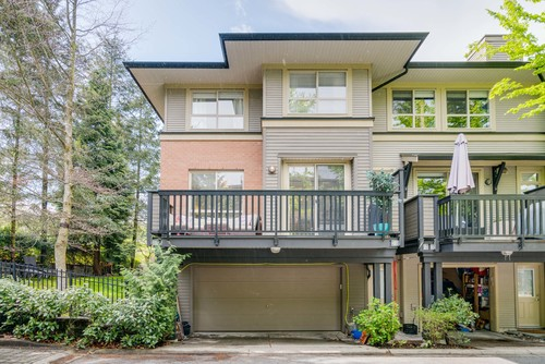 Double Garage with Driveway at 78 - 100 Klahanie Drive, Port Moody Centre, Port Moody