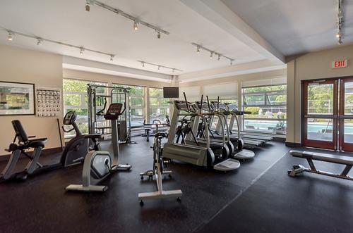 gym at 78 - 100 Klahanie Drive, Port Moody Centre, Port Moody