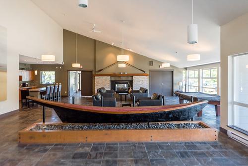 lounge-canoe-club at 78 - 100 Klahanie Drive, Port Moody Centre, Port Moody