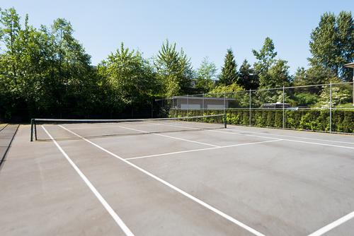tennis-court at 78 - 100 Klahanie Drive, Port Moody Centre, Port Moody