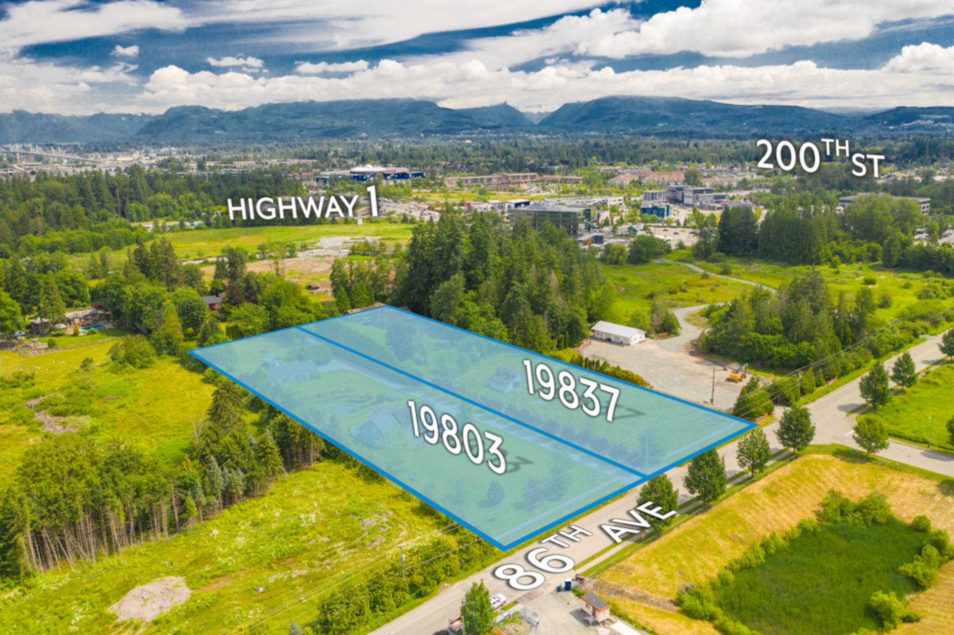 19803 - 19837 86 Avenue, Willoughby Heights, Langley