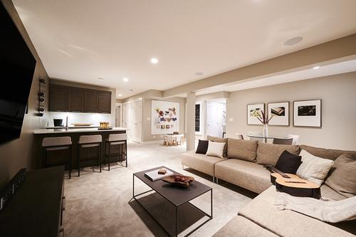 12-b-plan-basement at 8 - 7979 152 Street, Fleetwood Tynehead, Surrey