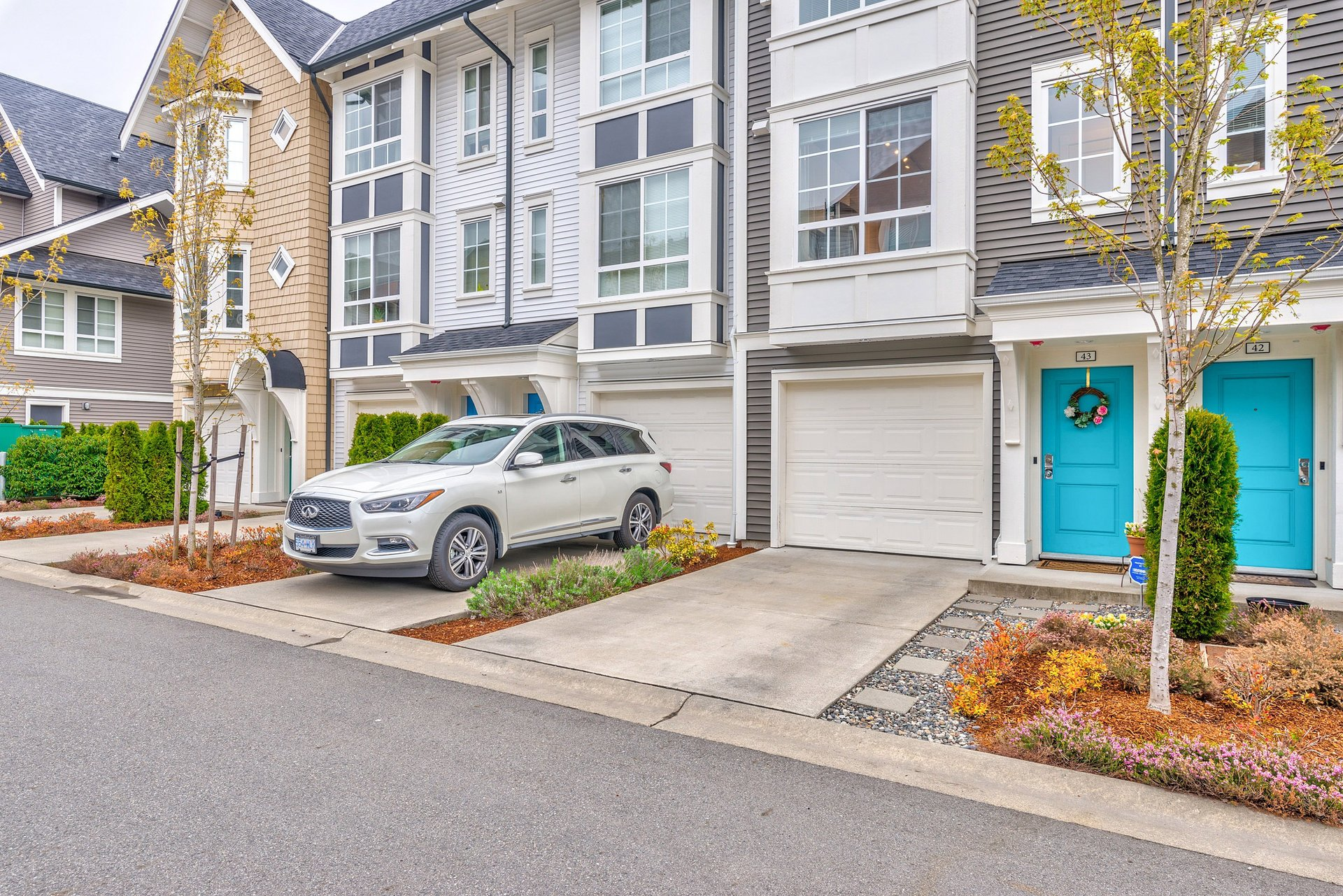 43 - 8438 207a Street, Willoughby Heights, Langley 1