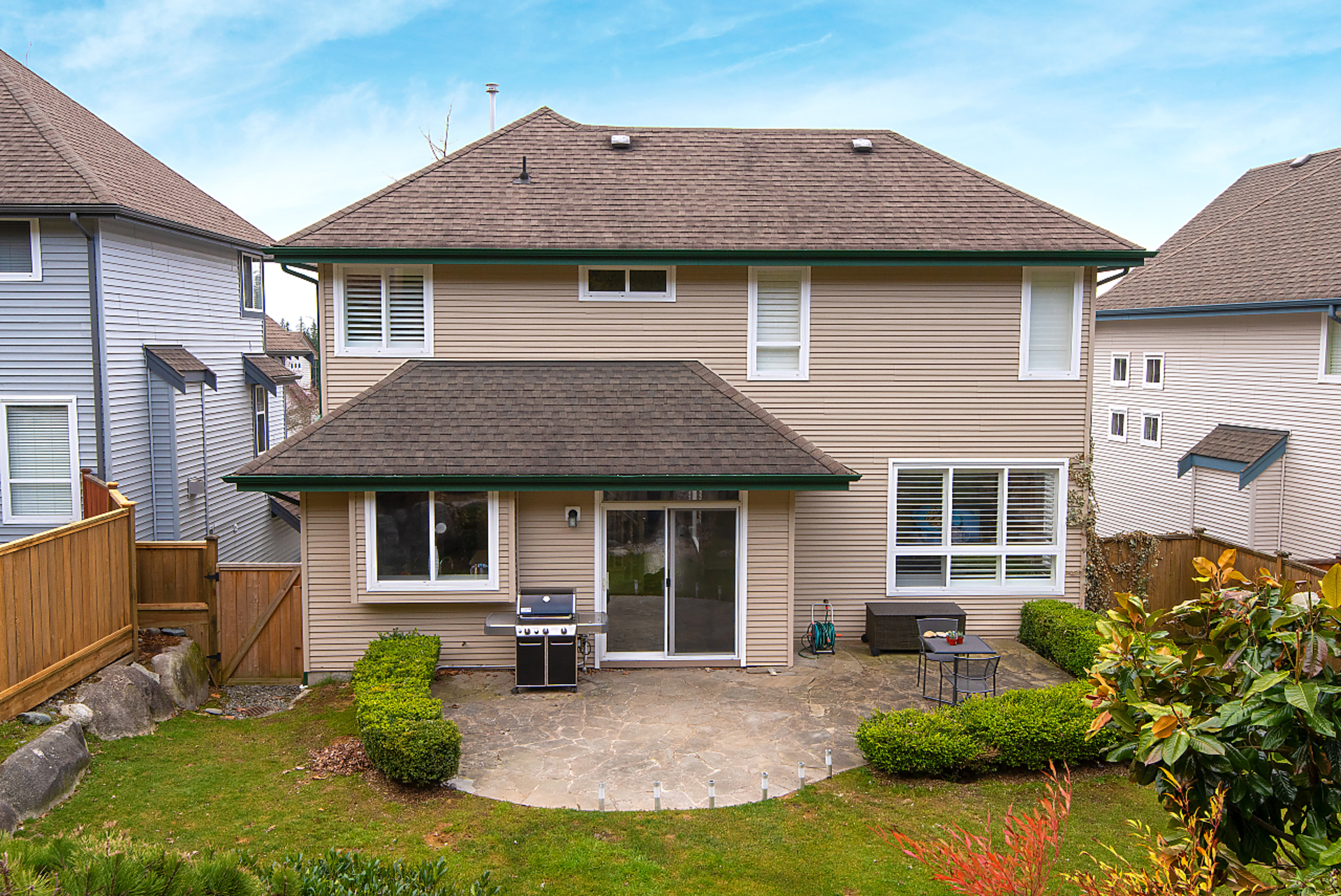 exterior at 31 Greenleaf Drive, Heritage Woods PM, Port Moody