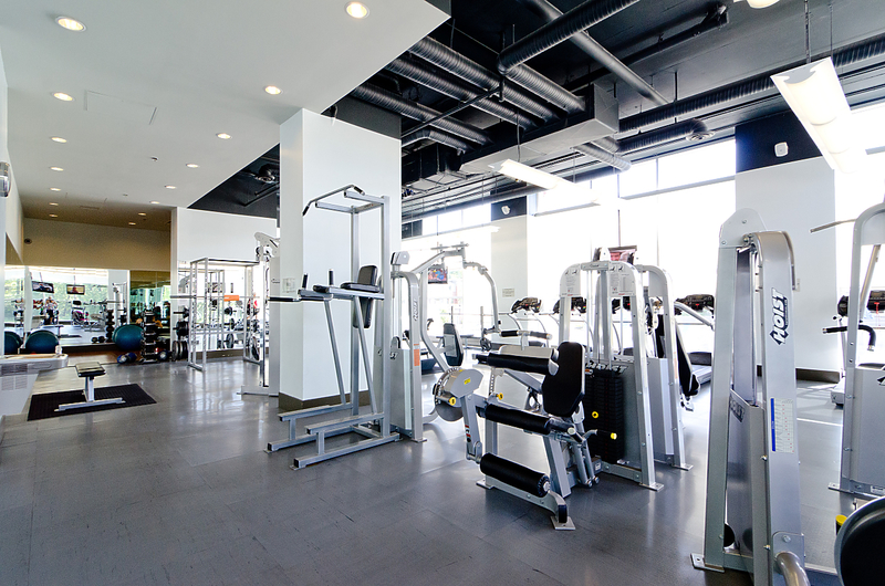121-brew-st-exercise-room at 410 - 121 Brew Street, Port Moody Centre, Port Moody