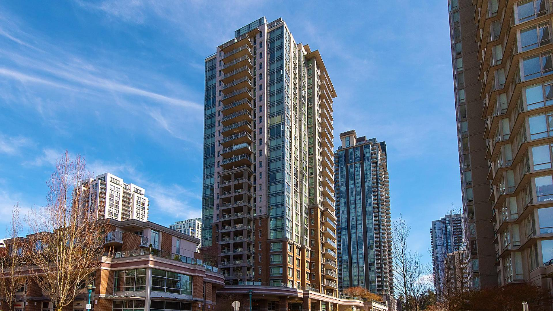 1507 - 1155 The High Street, North Coquitlam, Coquitlam