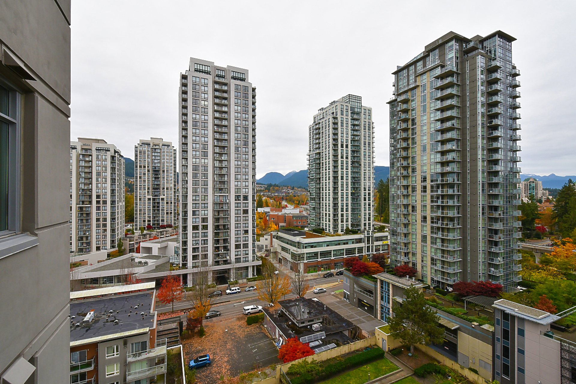 011 at 1507 - 1155 The High Street, North Coquitlam, Coquitlam