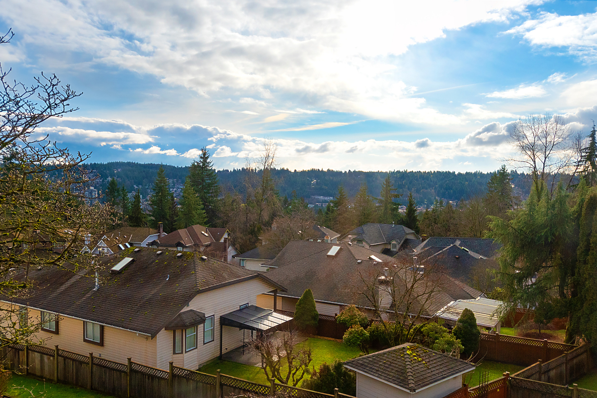 027 at 18 Parkwood Place, Heritage Mountain, Port Moody