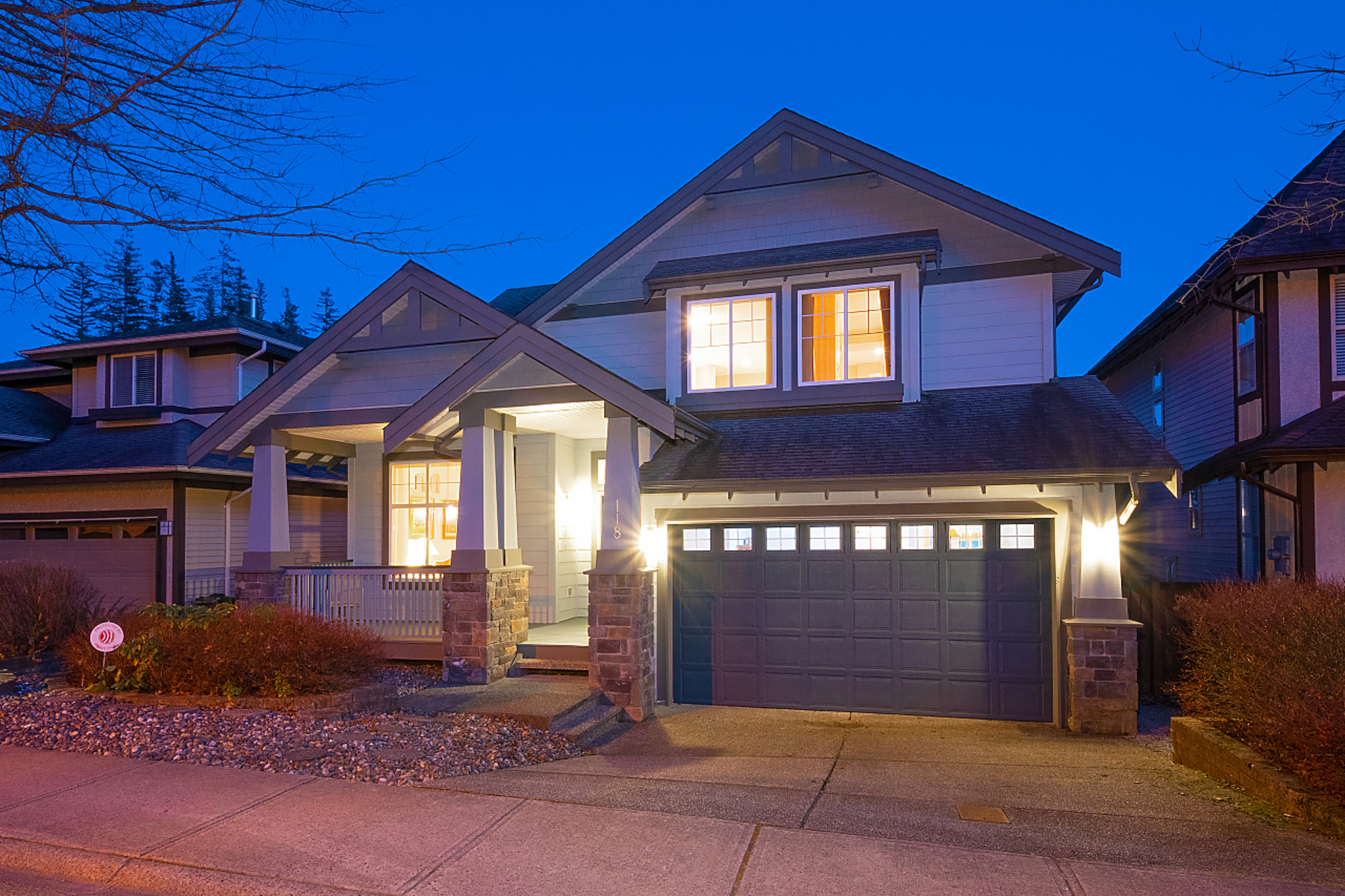 004 at 118 Fernway Drive, Heritage Woods PM, Port Moody