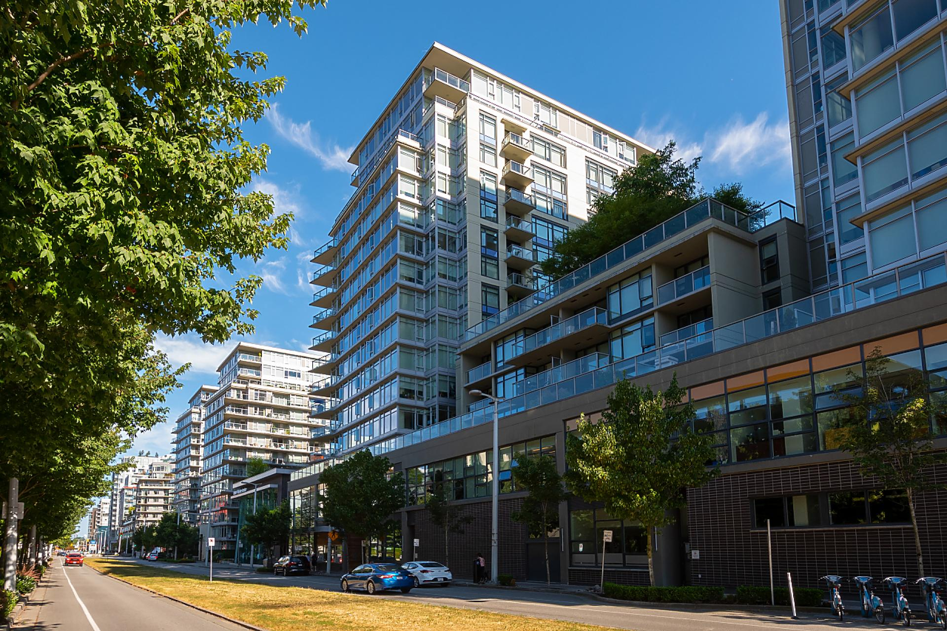 909 - 168 W 1st Avenue, False Creek, Vancouver West