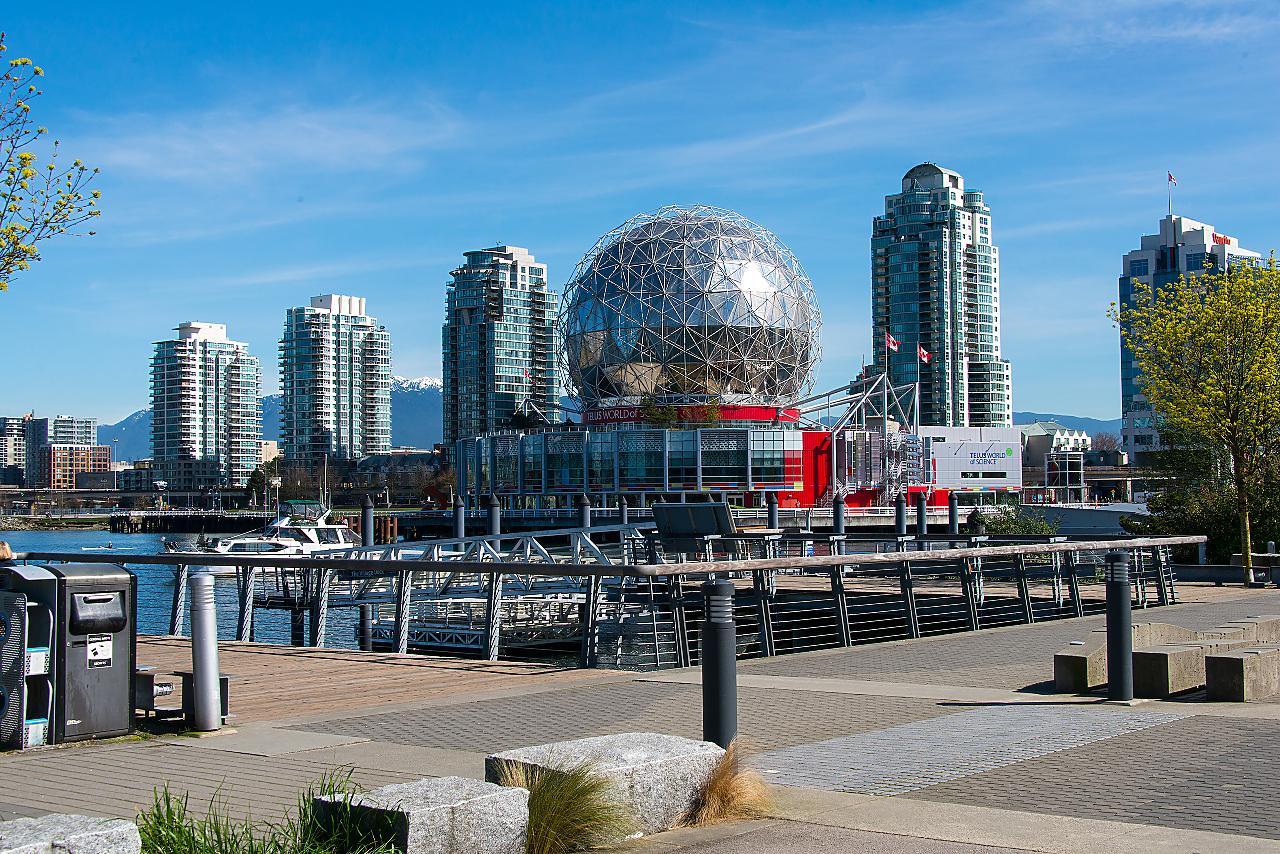 909 - 168 W 1st Avenue, False Creek, Vancouver West 4