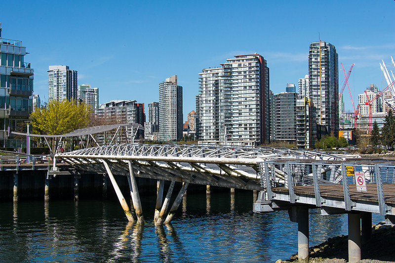 029 at 909 - 168 W 1st Avenue, False Creek, Vancouver West