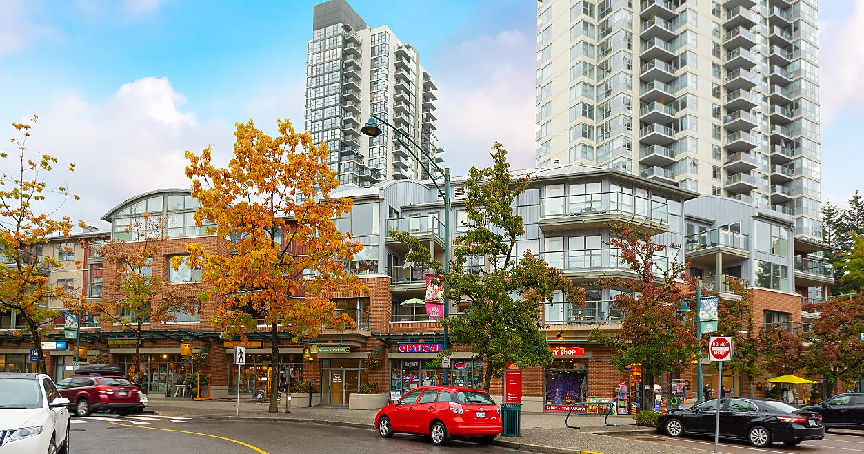 309 - 260 Newport Drive, North Shore Pt Moody, Port Moody 4