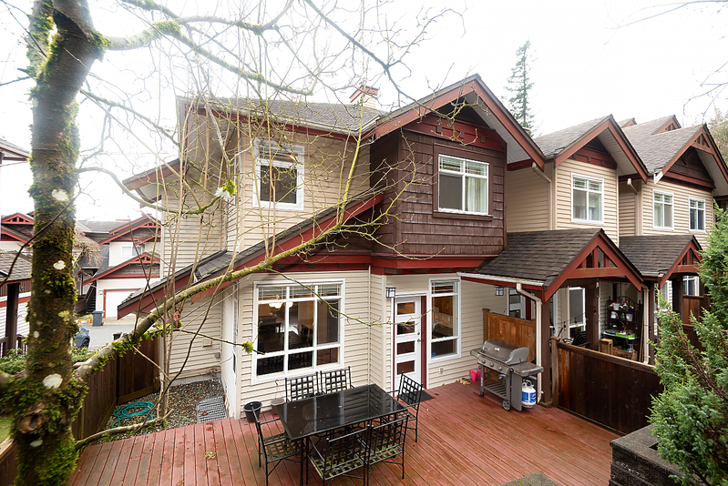 exterior at 43 - 15 Forest Park Way, Heritage Woods PM, Port Moody