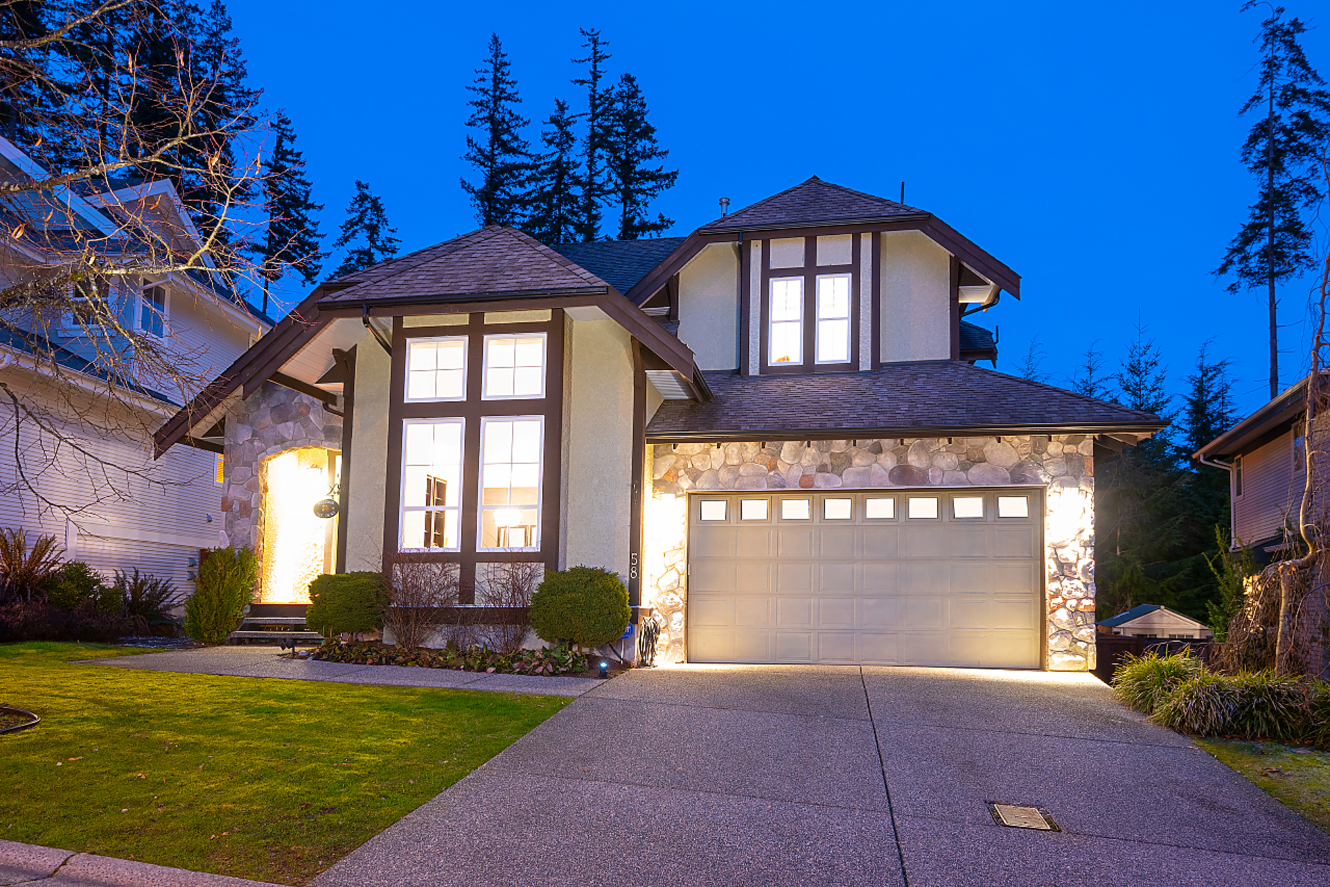 004 at 58 Cliffwood Drive, Heritage Woods PM, Port Moody