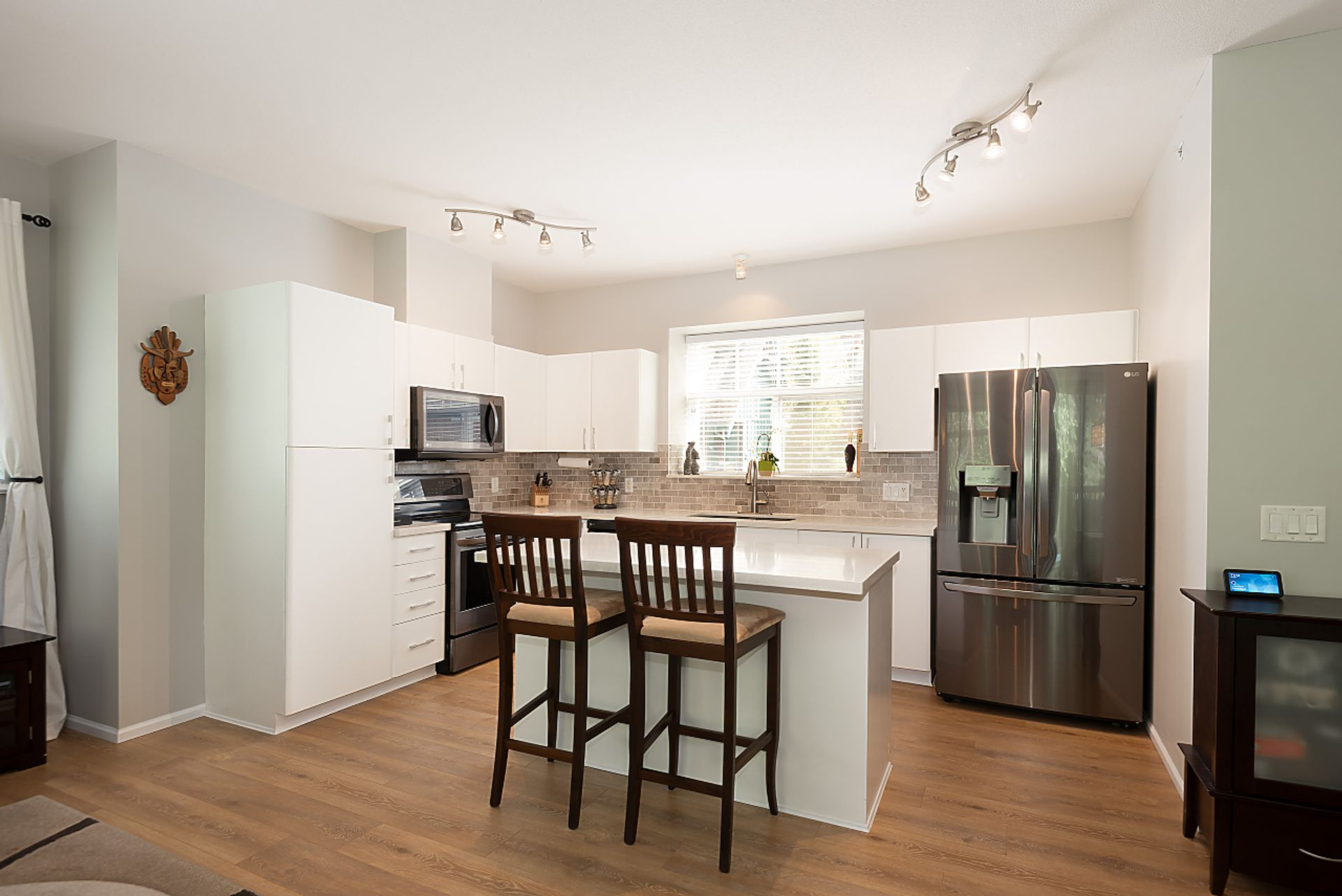 kitchen at 28 - 50 Panorama Place, Heritage Woods PM, Port Moody