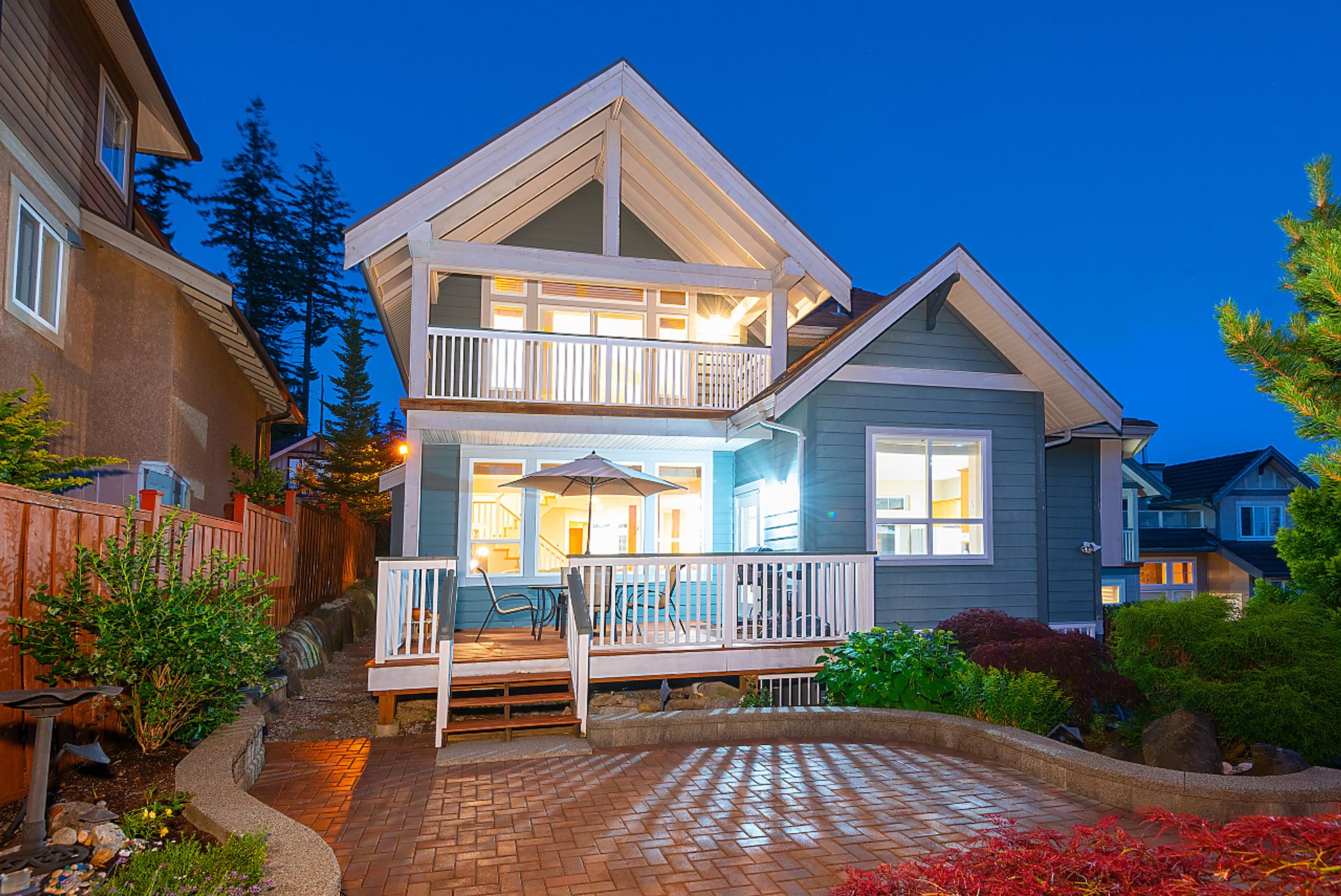 exterior at 11 Cliffwood Drive, Heritage Woods PM, Port Moody