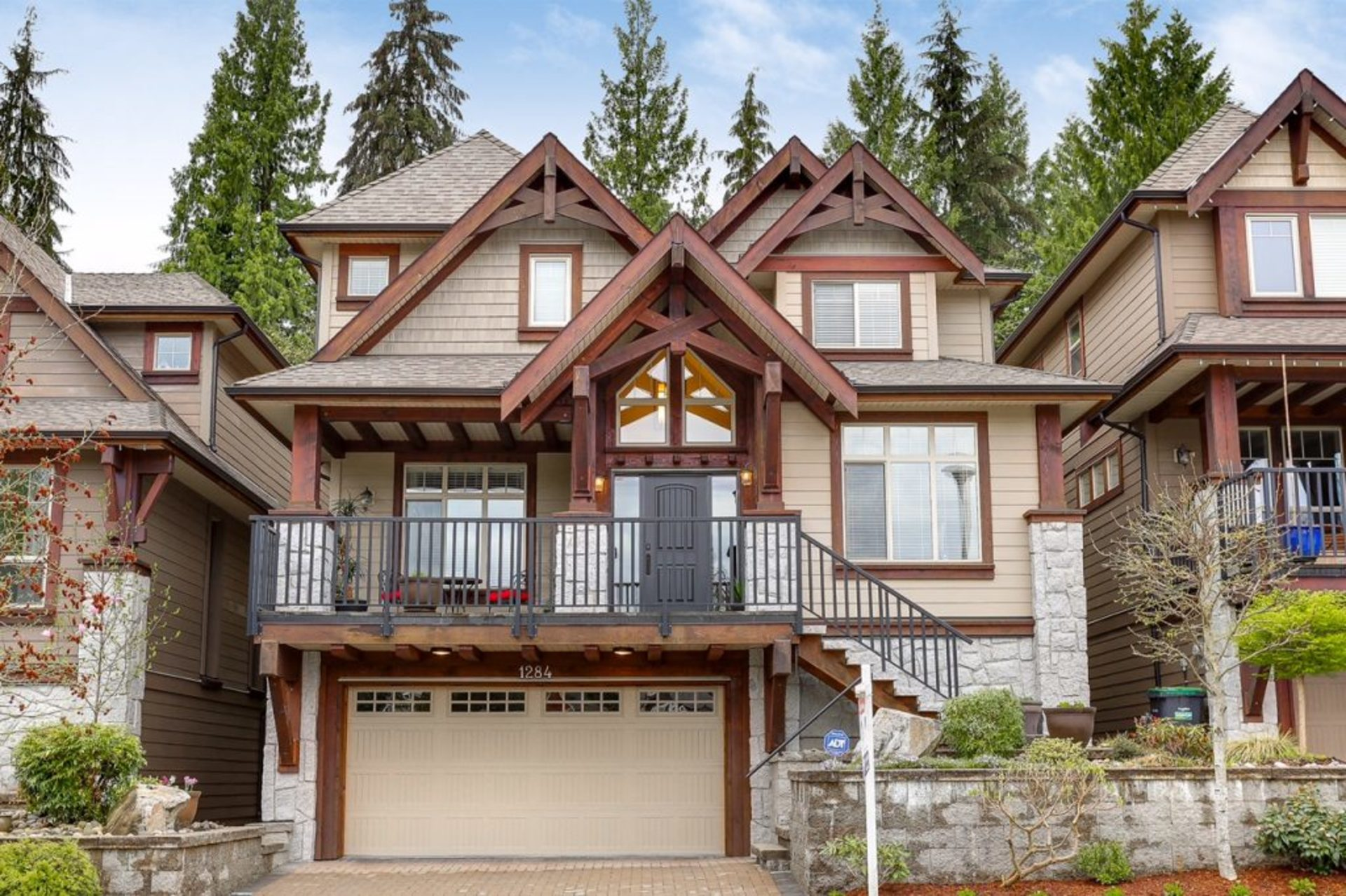 1284 Creekstone Terrace, Burke Mountain, Coquitlam