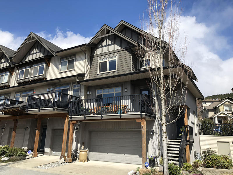 exterior at 80 - 55 Hawthorn Drive, Heritage Woods PM, Port Moody