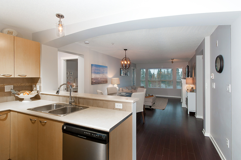 004 at 311 - 2958 Silver Springs Boulevard, Westwood Plateau, Coquitlam