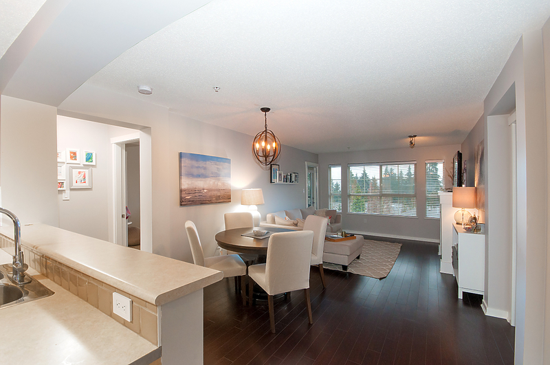 005 at 311 - 2958 Silver Springs Boulevard, Westwood Plateau, Coquitlam