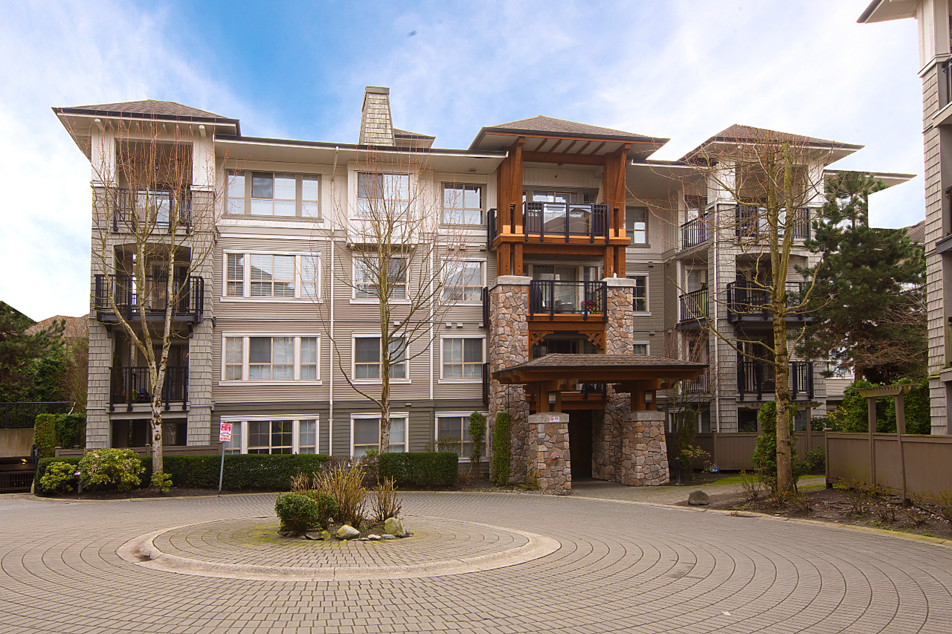001 at 308 - 2966 Silver Springs Boulevard, Westwood Plateau, Coquitlam