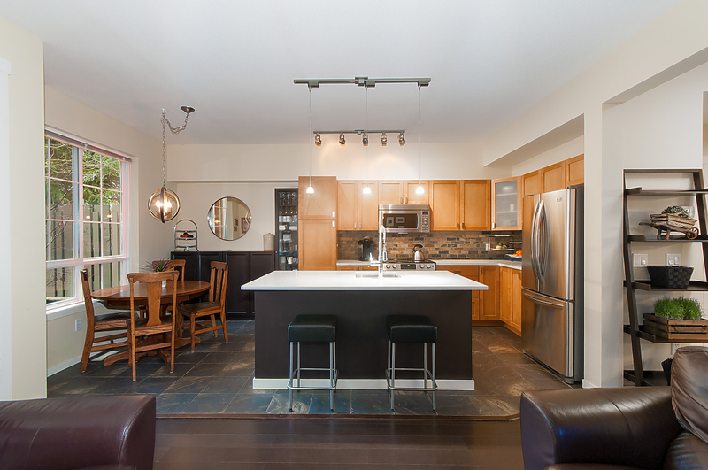 kitchen at 17 - 2200 Panorama Drive, Heritage Woods PM, Port Moody