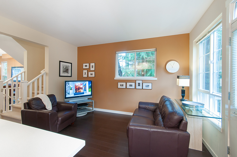 living-room at 17 - 2200 Panorama Drive, Heritage Woods PM, Port Moody