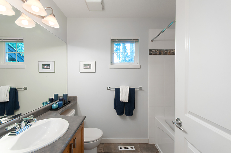 master-bathroom at 17 - 2200 Panorama Drive, Heritage Woods PM, Port Moody