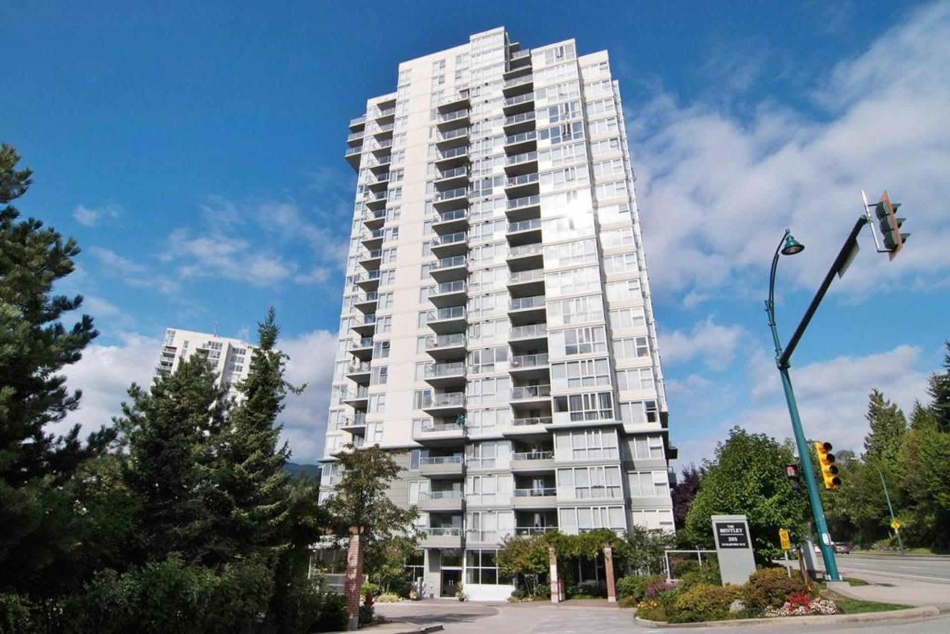 601 - 295 Guildford Way, North Shore Pt Moody, Port Moody