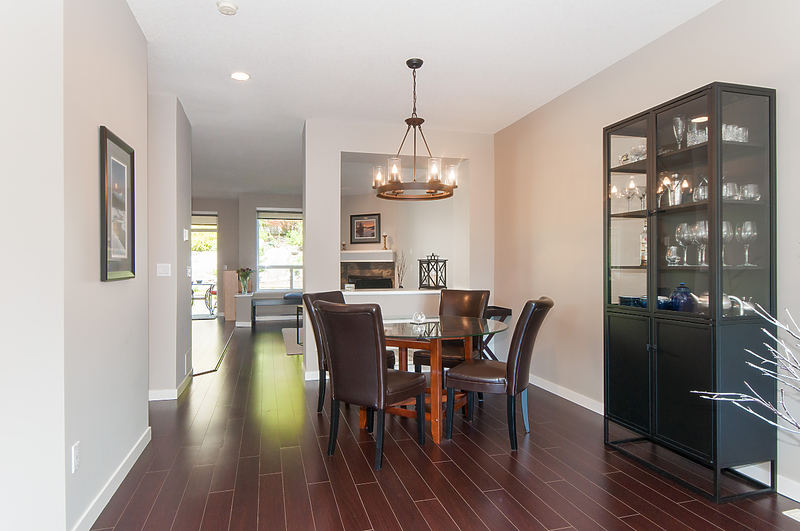 dining-room at 101 Forest Parkway, Heritage Woods PM, Port Moody