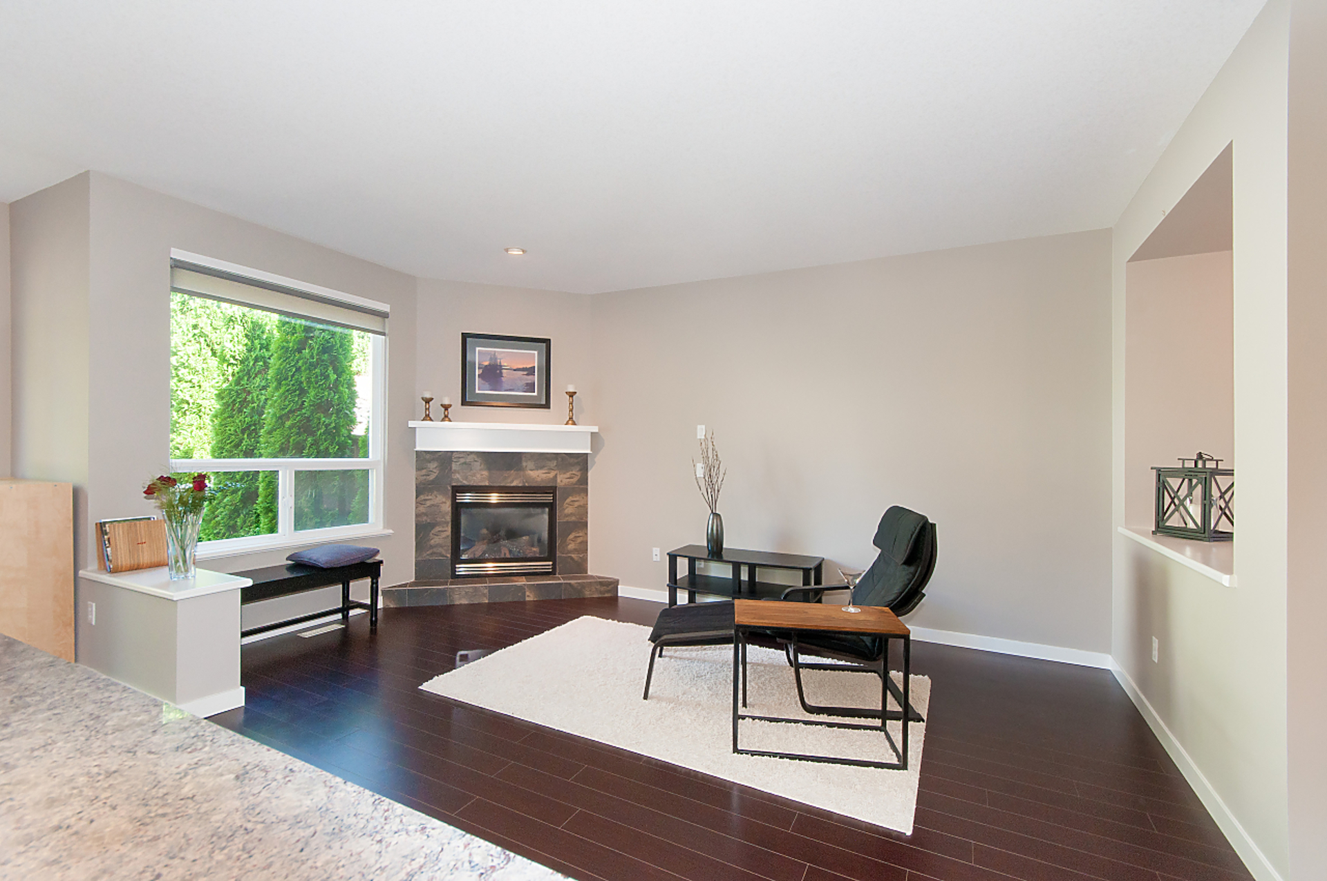 family-room at 101 Forest Parkway, Heritage Woods PM, Port Moody