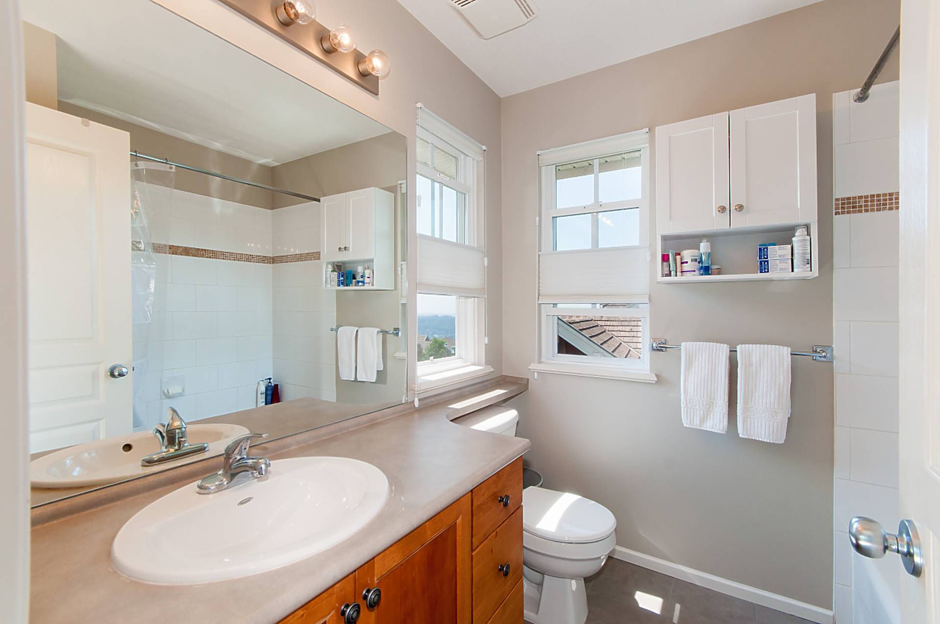 master-bath at 101 Forest Parkway, Heritage Woods PM, Port Moody