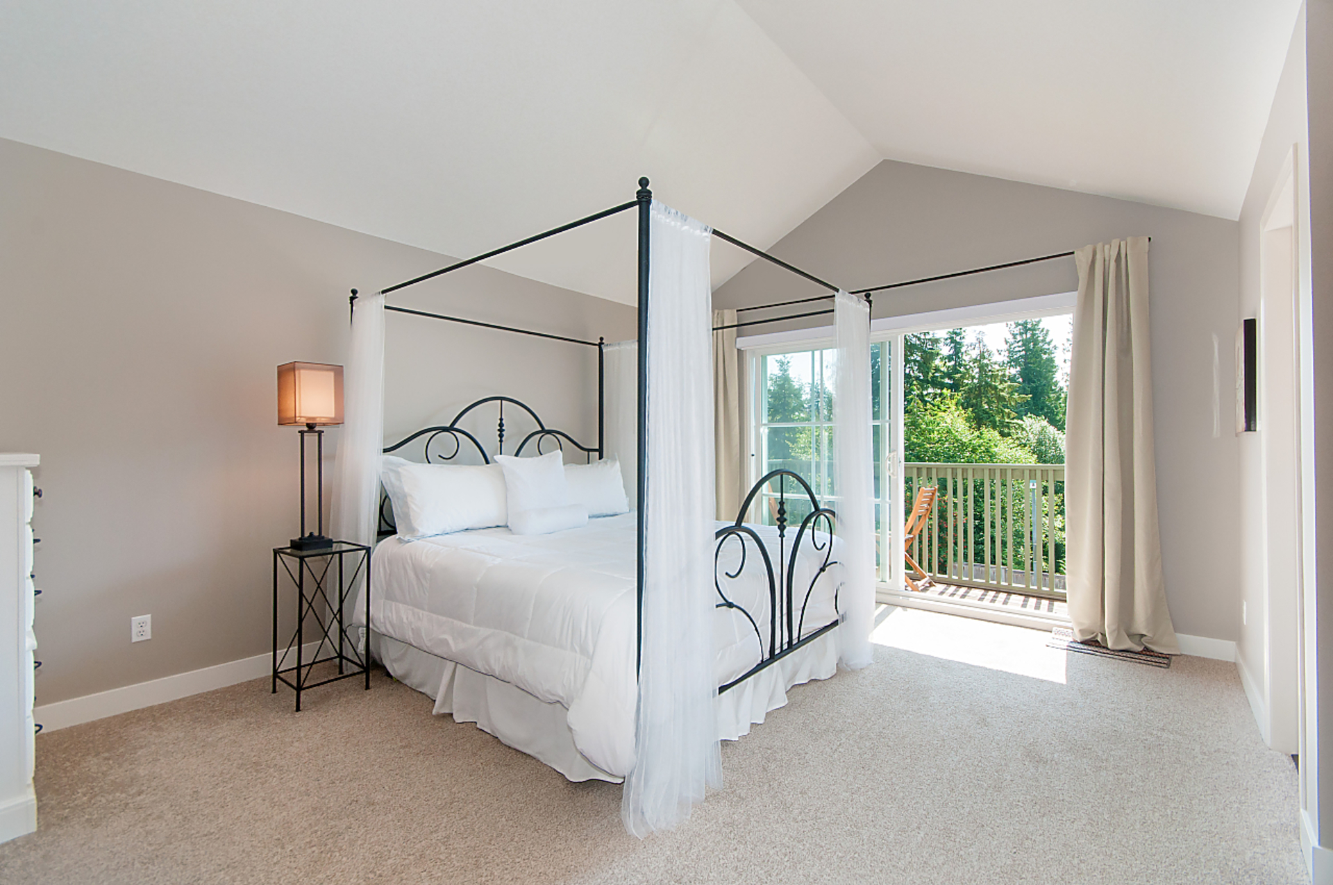 master-bed at 101 Forest Parkway, Heritage Woods PM, Port Moody