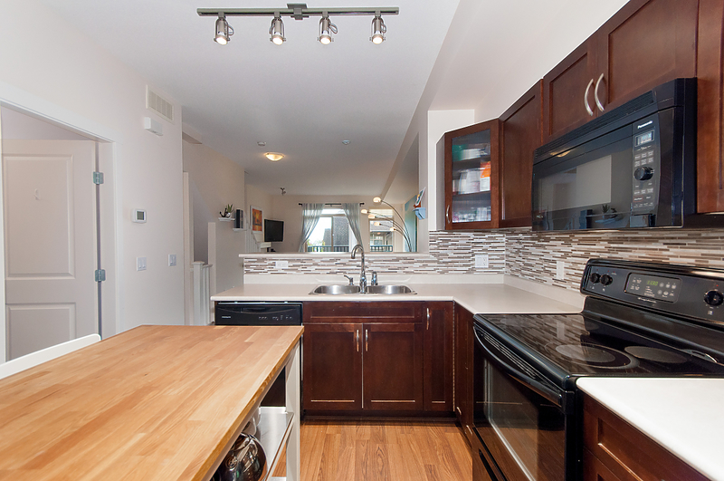 kitchen at 31 - 55 Hawthorn Drive, Heritage Woods PM, Port Moody