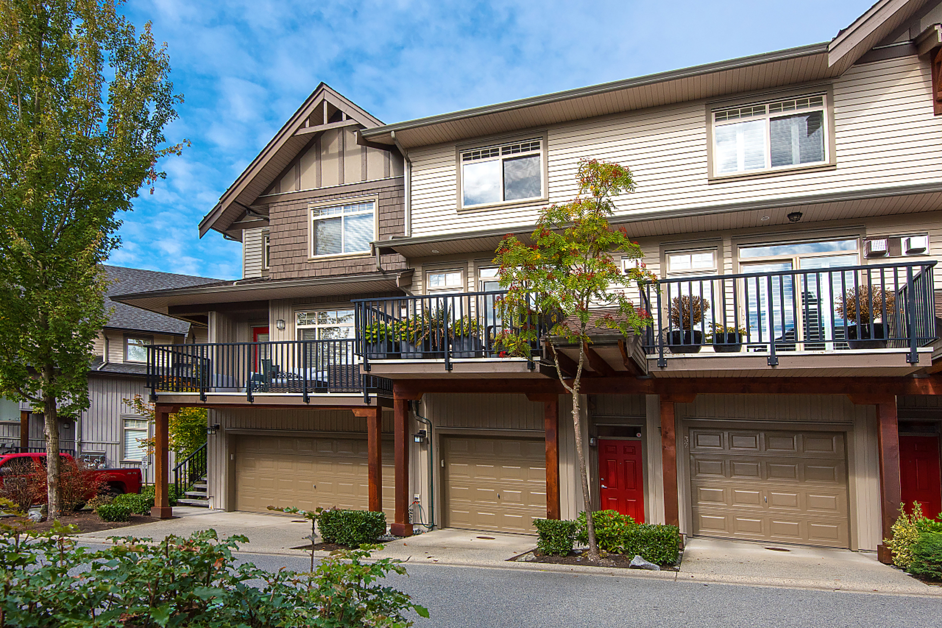 exterior at 31 - 55 Hawthorn Drive, Heritage Woods PM, Port Moody