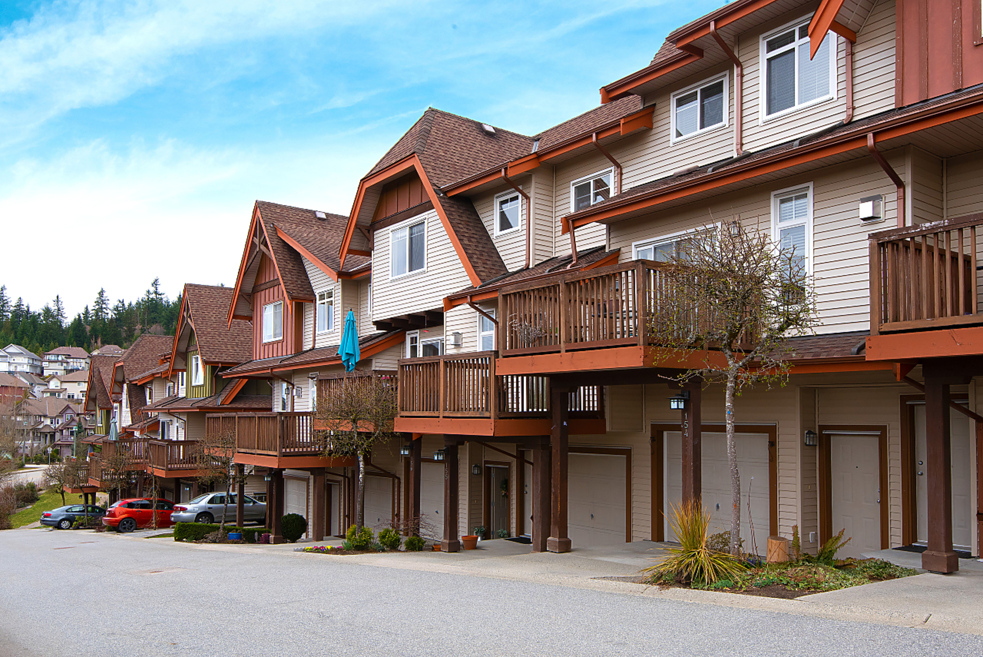 000 at 156 - 2000 Panorama Drive, Heritage Woods PM, Port Moody