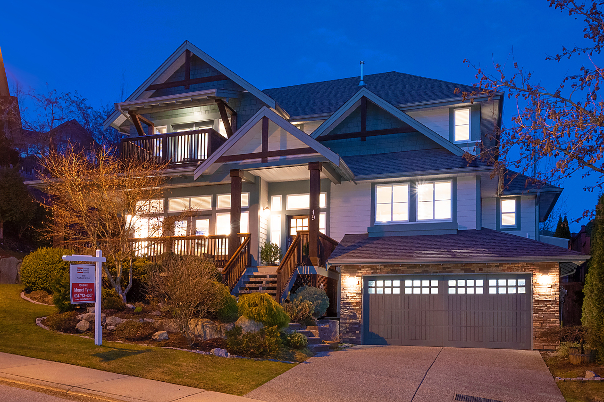 001 at 19 Hawthorn Drive, Heritage Mountain, Port Moody
