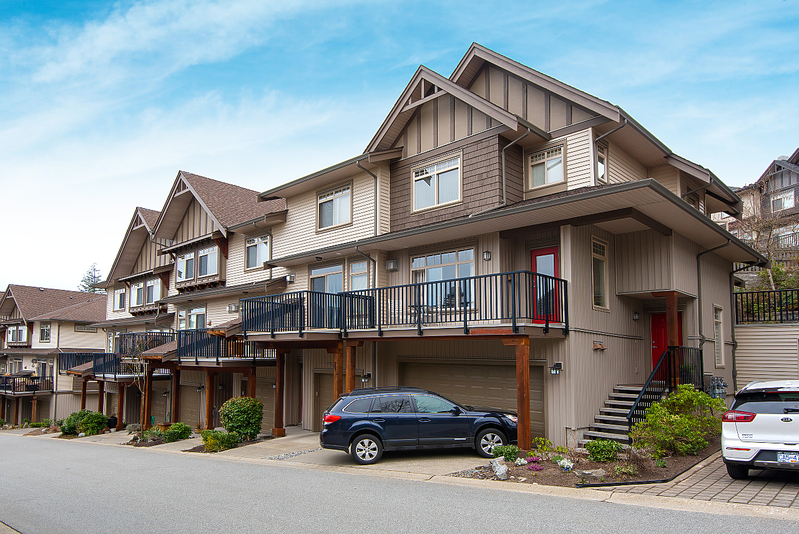 001 at 40 - 55 Hawthorn Drive, Heritage Woods PM, Port Moody