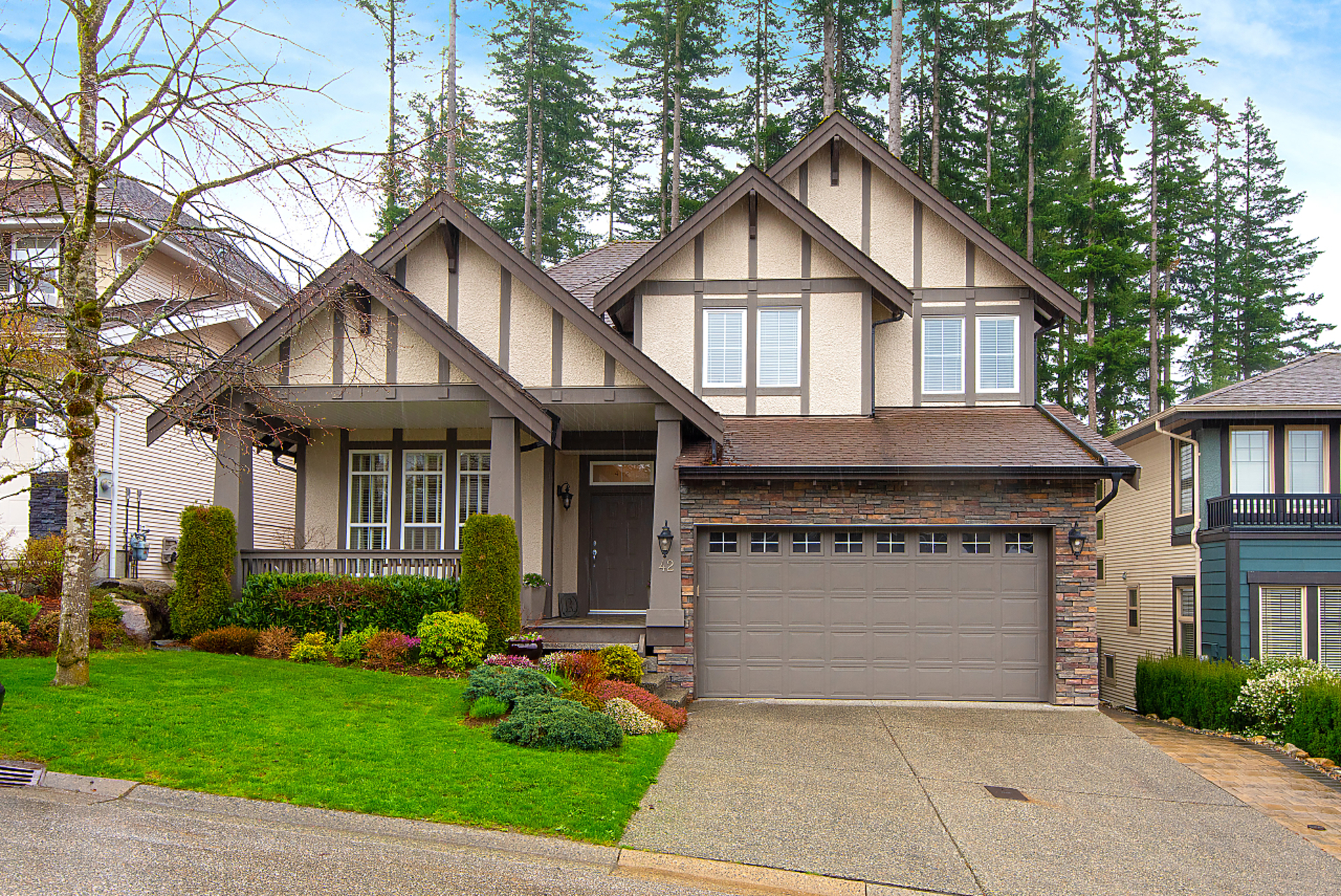 001 at 42 Cliffwood Drive, Heritage Woods PM, Port Moody