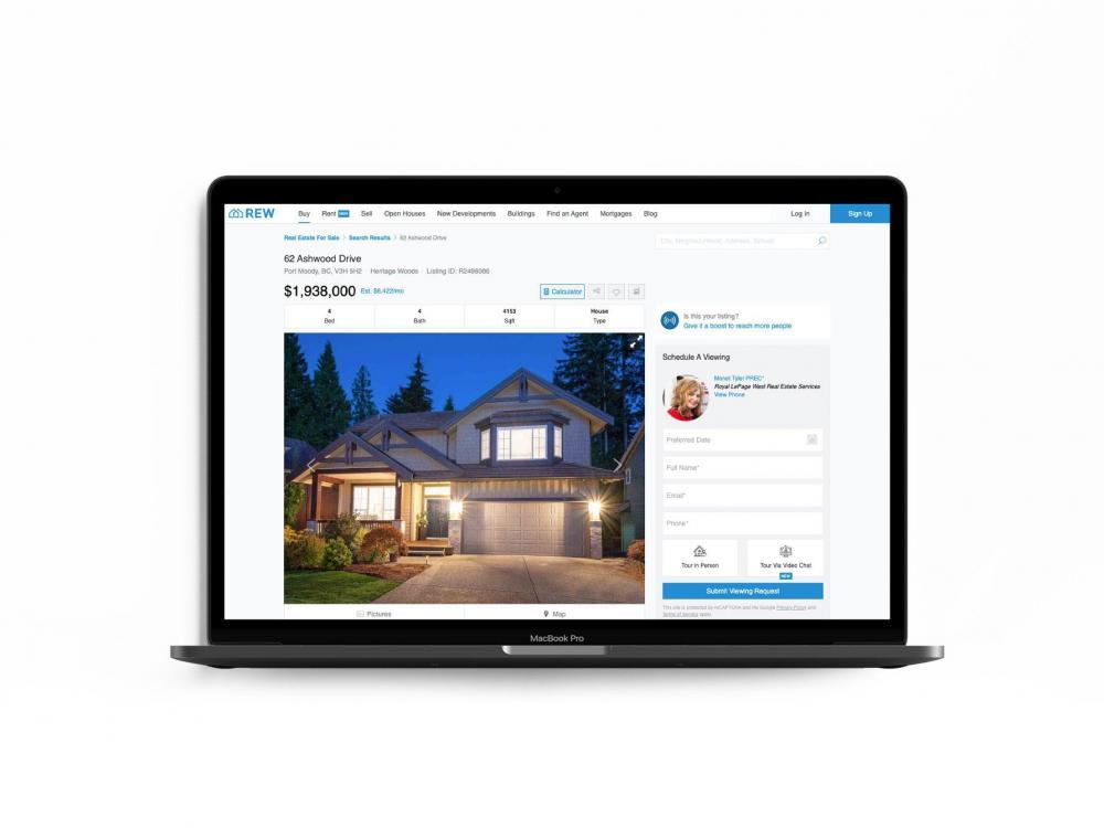 Real Estate Weekly Online