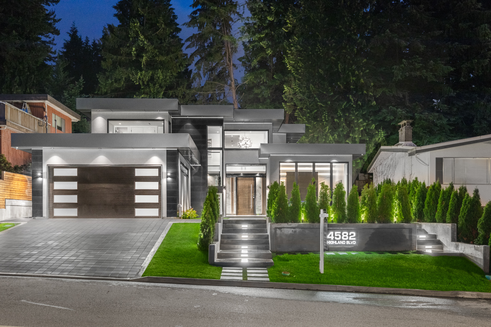 untitled-1-1 at 4582 Highland Boulevard, Canyon Heights NV, North Vancouver