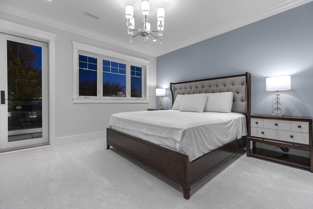 Master Bedroom  at 3331 W 22nd Avenue, Dunbar, Vancouver West